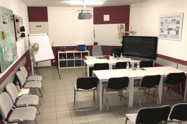 Unterrichtsräume Fahrschule Kolbermoor